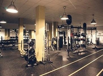 Real Gym Preston