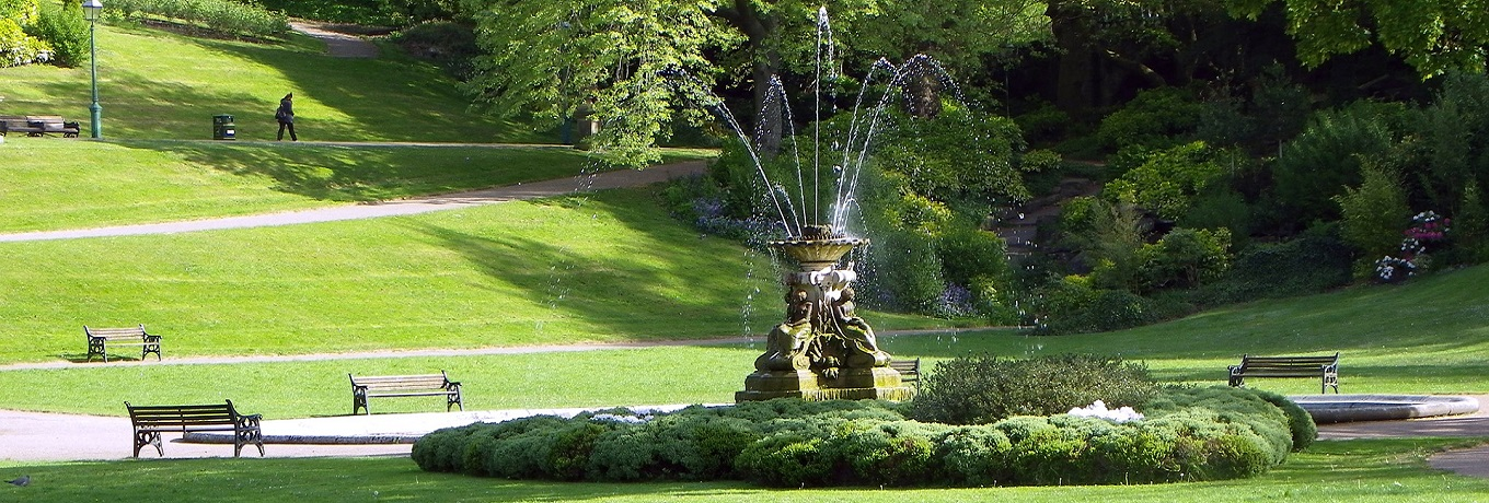 fountain-preston park