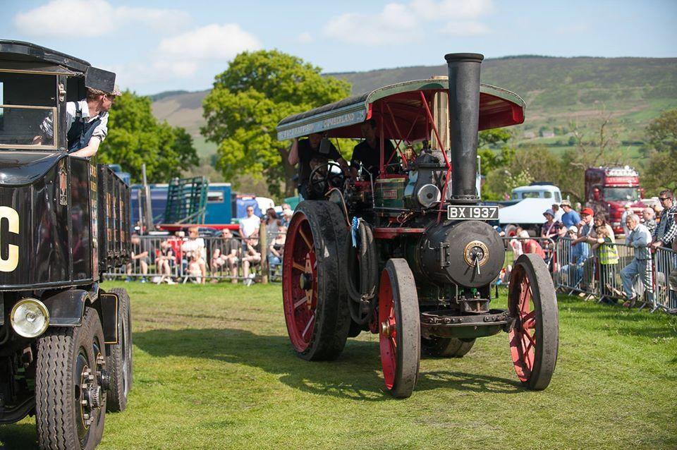 Chipping Steam Fair