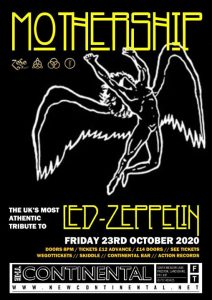 Mothership - UK's Most Authentic Led Zeppelin Tribute