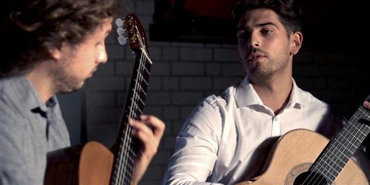 Chuva Guitar Duo at Harris Live