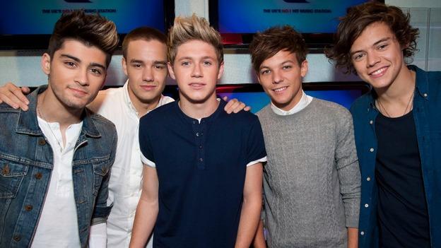 One Direction Night - Preston