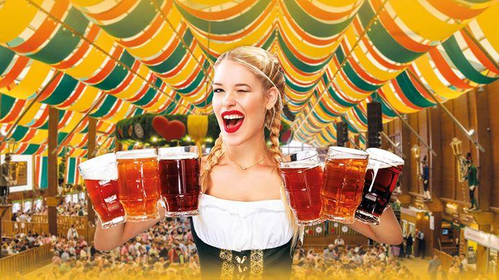 Oktoberfest Comes to Preston!