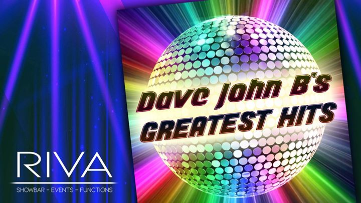 Free Event VIP Club Dave John B's Classic Disco & Motown Night